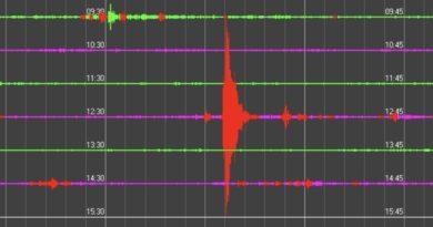 Lieve scossa di terremoto in provincia dell'Aquila