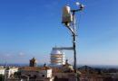 Nuova stazione meteo installata oggi a Velletri centro zona San Clemente!