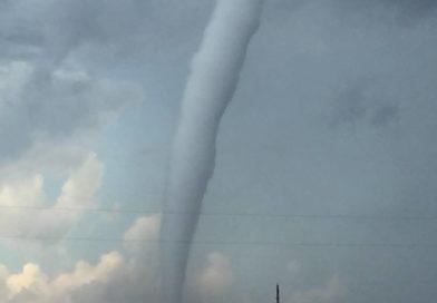Foto e Video – Reportage e info sui danni del Tornado di Aprilia (LT)!