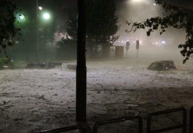 Foto – Situazione critica a Roma!