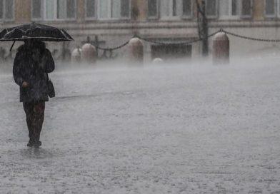 L'Atlantico torna protagonista con piogge a più riprese