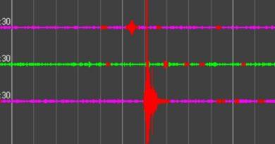 Terremoto – Altra Scossa a Velletri!