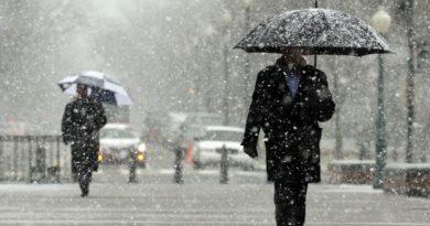 Neve in Arrivo sul Lazio Domani!