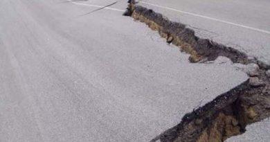 Terremoto – Sisma avvenuto sulla pericolosissima faglia di Avezzano