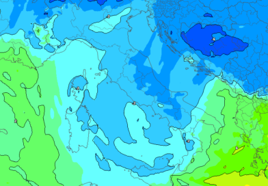 Sferzata invernale in arrivo: calo termico, forti venti e nevicate a bassa quota