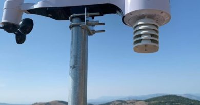 Installata la prima stazione meteo a Rocca Massima sul comune più alto della provincia di Latina