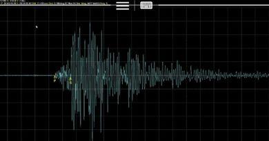 Terremoto: Scossa davanti la costa Laziale!