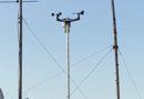 Sostituita la stazione meteo, nel centro storico di Cisterna di Latina.