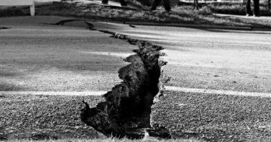 Grandi terremoti e tecniche di sopravvivenza.