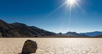 Death Valley e le pietre che si muovono. Mistero risolto!