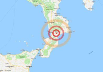 Terremoto in Calabria, paura in provincia di Catanzaro