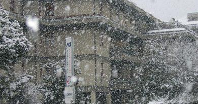 Domani torna la neve a bassa quota sul Lazio