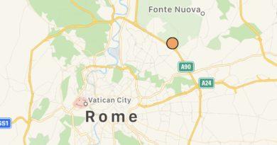 Scossa di terremoto: avvertita in tutta la capitale