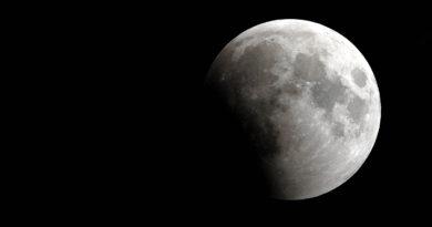 Sei pronto a guardare l'eclissi di Luna penombrale?